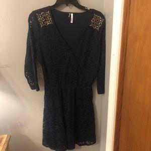 Beautiful Lace Formal Dress